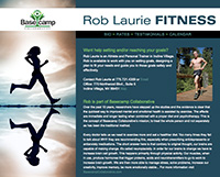 Rob Laurie Fitness